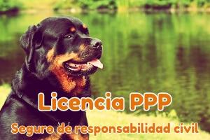 Licencia PPP perros